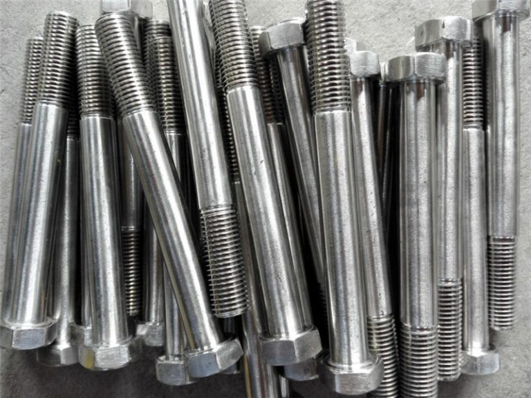 inconel 600 από 2.4816 τιμή κατασκευής νικελίου μπουλόνι