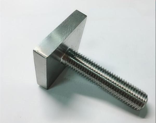 νικελίου cooper monel400 τετράγωνο μπουλόνι συνδετήρα uns n04400