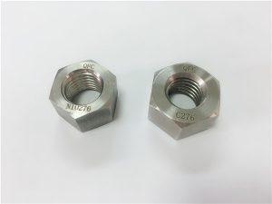 No.108-Κατασκευαστής ειδικούς συνδετήρες κράματος hastelloy C276
