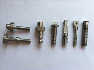No.40-τιτανίου Gold CNC μηχάνημα ποδηλάτων