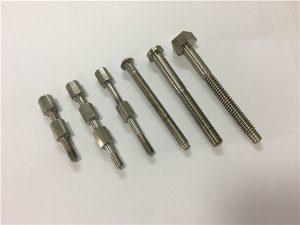 Νο.41-CNC τιτανίου τμήμα μπουλόνι και παξιμάδι μηχάνημα