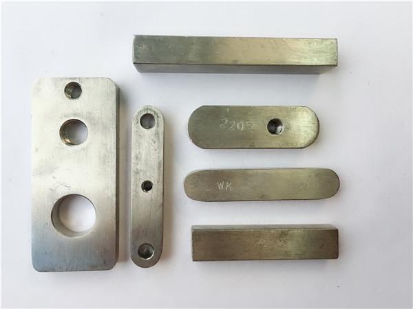 τελευταίο πρότυπο din6885a παράλληλο κλειδί duplex 2205 άξονα κλειδί