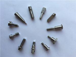 No.65-βίδα άξονα συνδετήρων τιτανίου, μοτοσικλέτες μοτοσικλετών τιτανίου, εξαρτήματα κράματος τιτανίου
