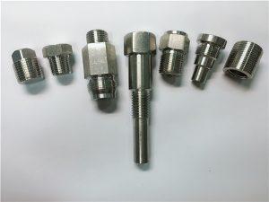 No.67-Υψηλής ποιότητας Oem Τόρνος μηχάνημα από ανοξείδωτο χάλυβα Συνδετήρες από CNC Μηχανική