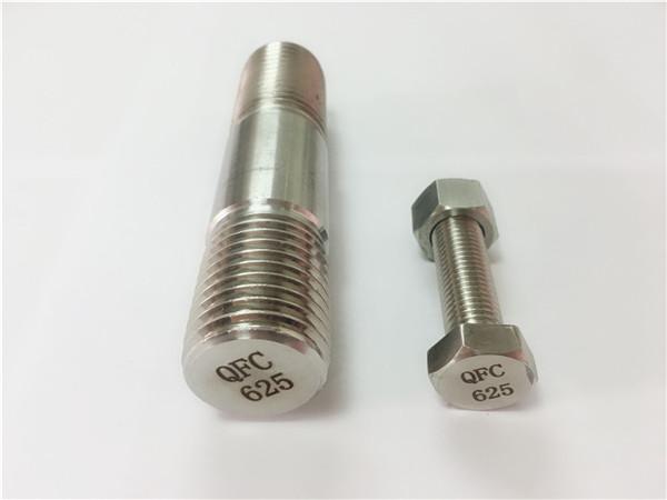 inconel 625 συνδετήρες σε νικέλιο
