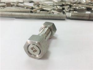 Νο 82-inconel 825 συνδετήρα κράμα 825 συνδετήρα