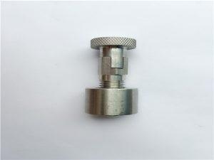 Νο.95-SS304, 316L, 317L SS410 Μπουλόνι μεταφοράς με στρογγυλό περικόχλιο, μη τυποποιημένα συνδετικά στοιχεία