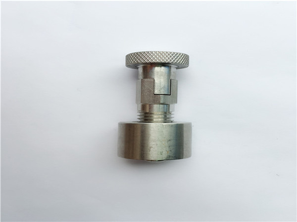 ss304, 316l, 317l, ss410 μπουλόνι μεταφοράς με στρογγυλό παξιμάδι, μη τυποποιημένοι σύνδεσμοι
