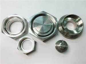 No.98-1.4410 UNS S32750 2507 βύσμα εξαγωγής βύσματος σωλήνα εξαγωγής που χρησιμοποιείται στη βιομηχανία πετρελαίου και φυσικού αερίου