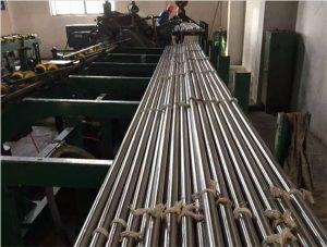 Super duplex s32760 (A182 F55) από ανοξείδωτο χάλυβα στρογγυλή ράβδο